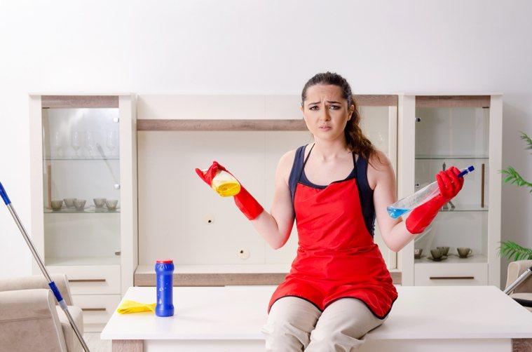 一名人妻認為在婆家做家事的規定也應依照「使用者付費」,她沒使用的區域就不用打掃。...