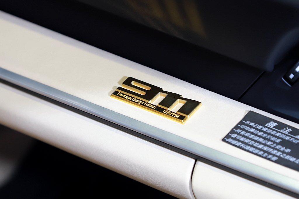 保時捷911 Targa 4S Heritage Design Edition車...