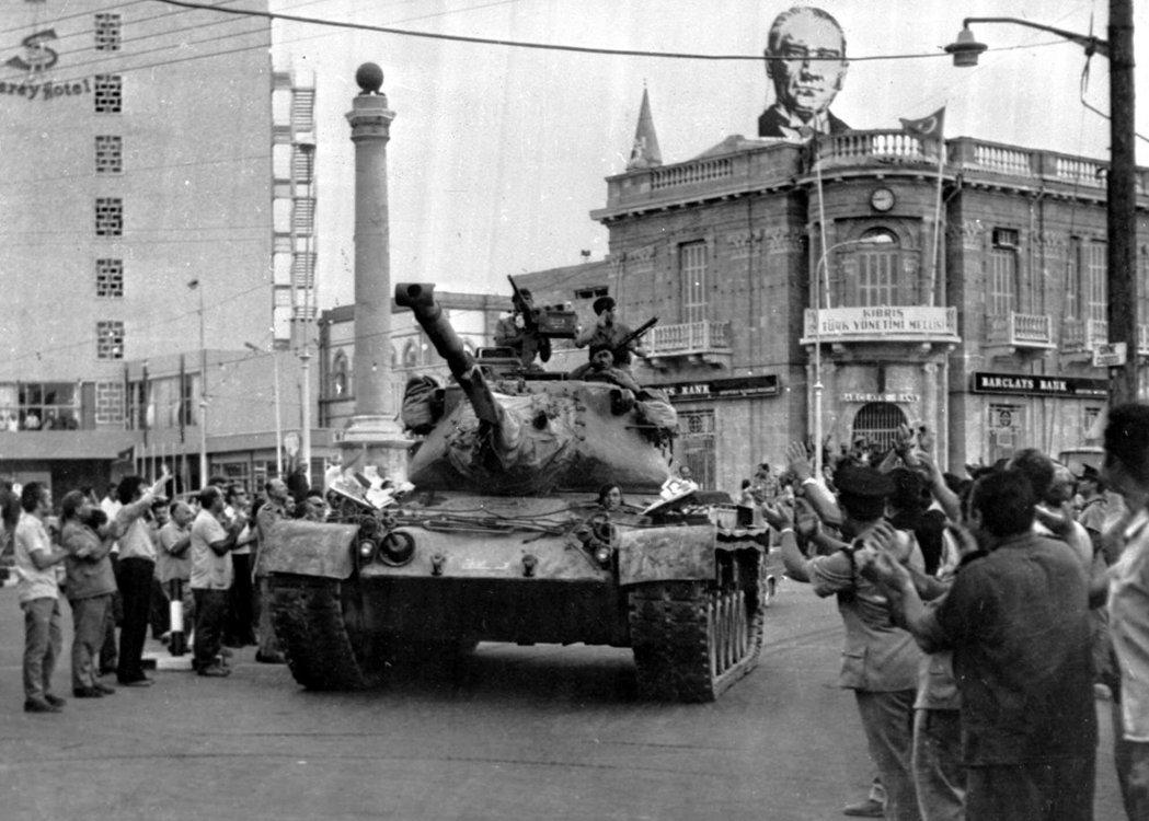土耳其因賽普勒斯問題與美國交惡,並在1970年代中期轉尋求「阿拉伯石油國家」的支...