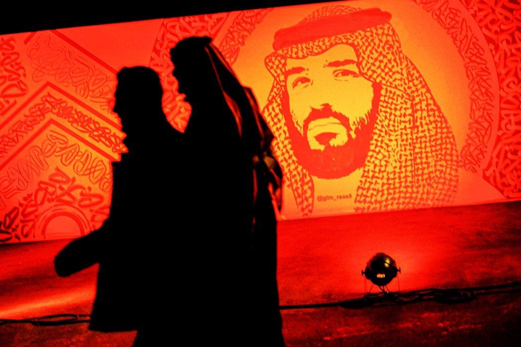 國際政治確實是殘酷而現實的,所以涉入殘酷分屍案的沙烏地太子才能全身而退。 圖/法...