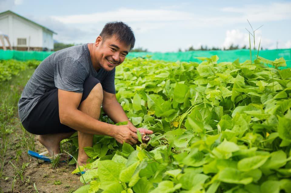 宏成農品有限公司執行長文宏程。 臺東大學創新育成中心/提供。