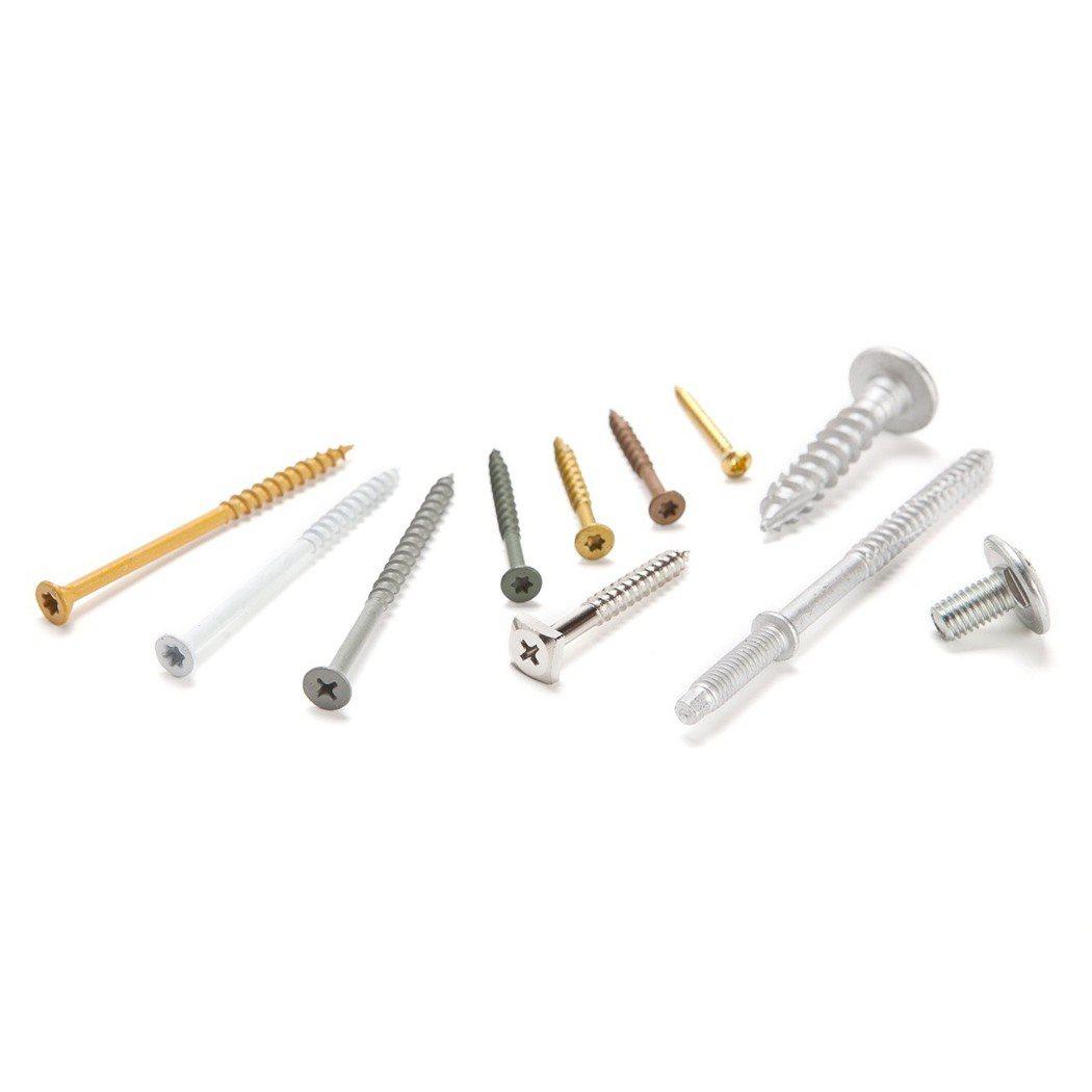 子公司瑞滬企業所生產的螺絲品質受外界肯定。 震南鐵/提供。