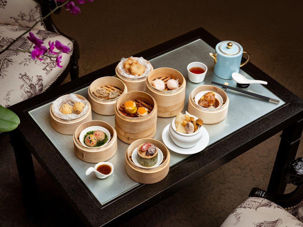 茶苑全新型態「東方味午茶」登場每位880+10起。 業者/提供