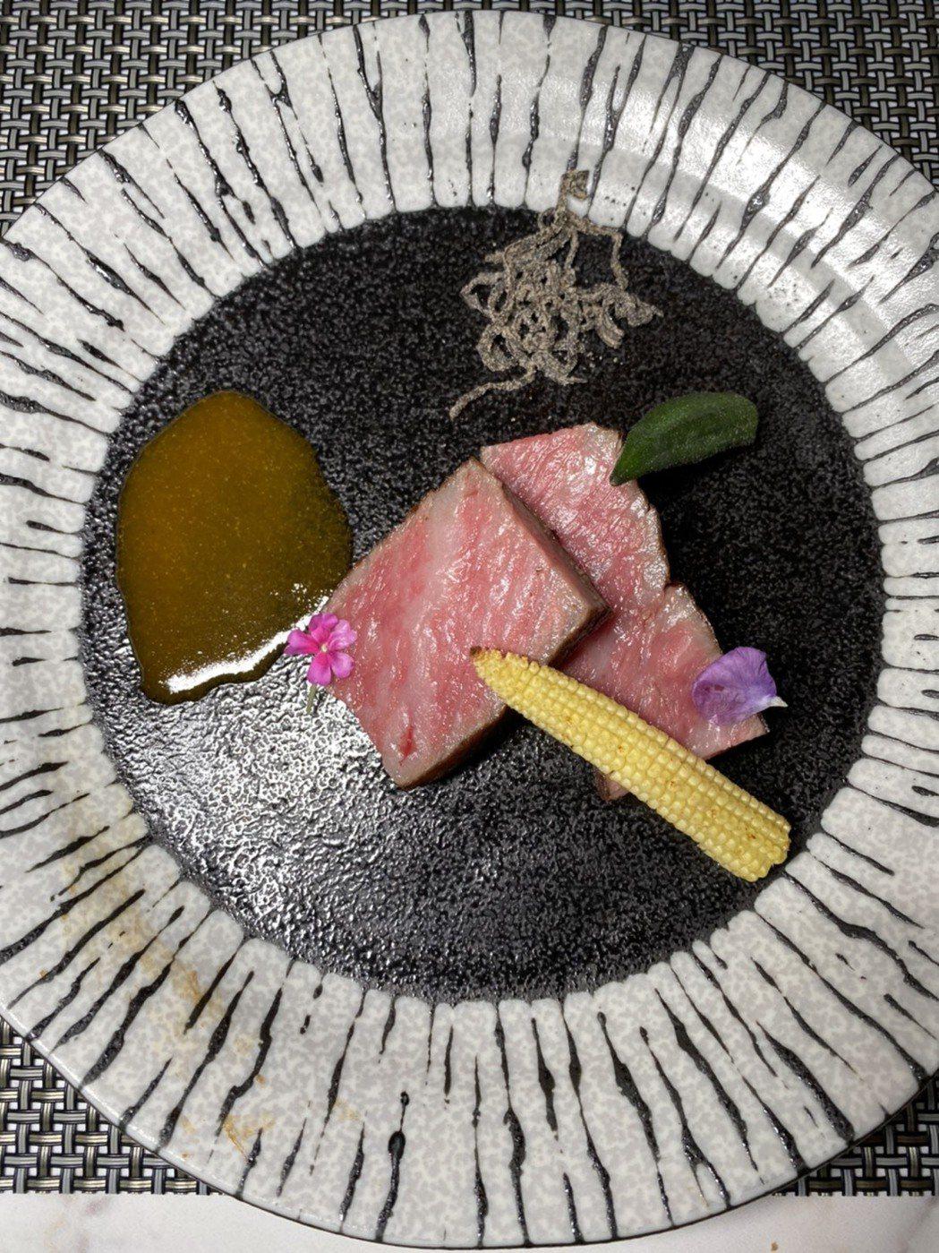 「WeClassic唯典客」座上嘉賓,愛吃牛肉的消費者,都可以品嘗到5盎司左右A...