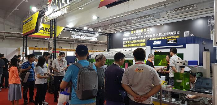 台灣三軸科技5月19日至22日將於高雄展覽館參展2021高雄自動化工業展,歡迎廠...
