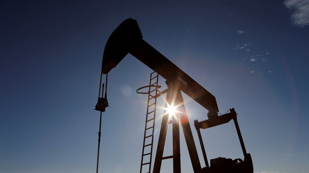 國際油價。路透