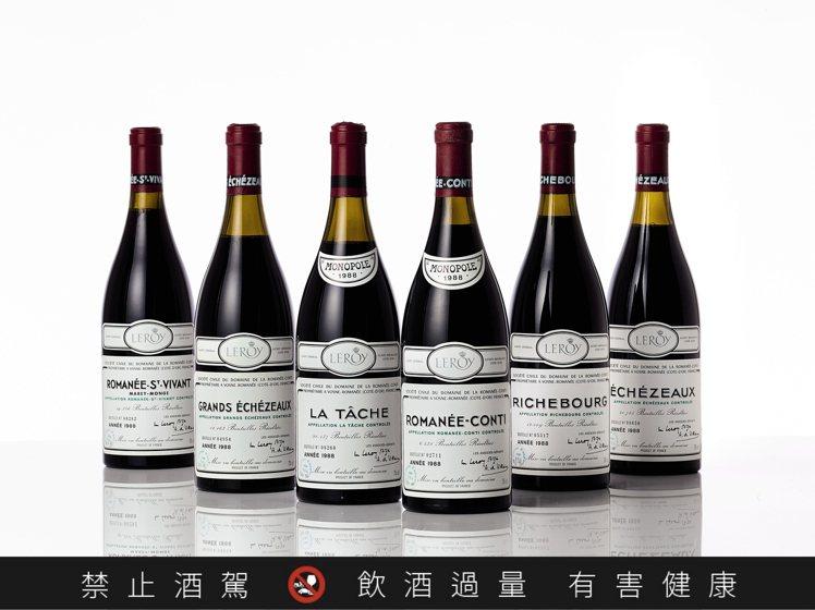 香港蘇富比將於2021年4月17日舉辦的「珍稀佳釀」專場,拍品包括木盒裝的198...