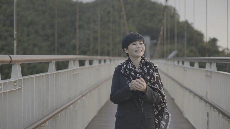 金曲歌后詹雅雯推出新歌「互相祝福」。圖/葛瑞特音樂提供