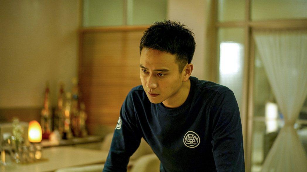 劉冠廷為同袍以下犯上衝撞分隊長。圖/公視、myVideo提供