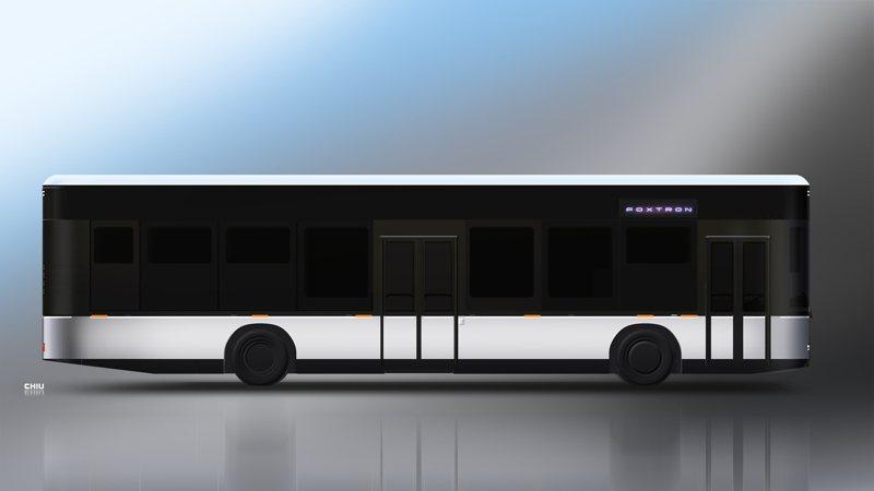 電動巴士。圖/MIH平台提供