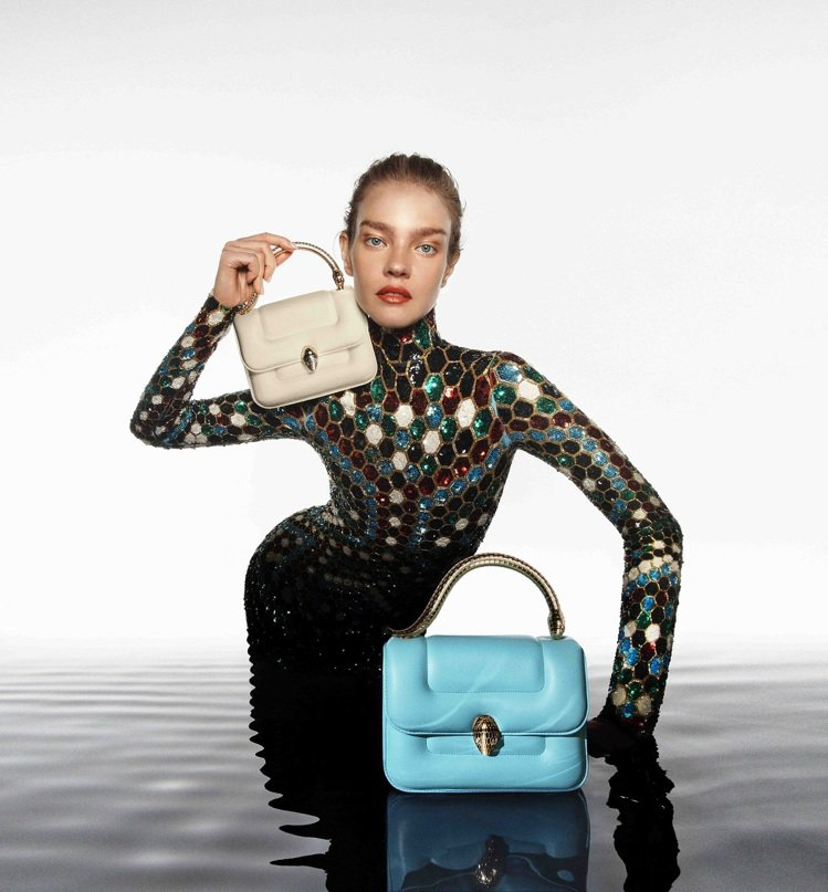 俄羅斯超模Natalia Vodianova演繹全新BVLGARI X Mary...