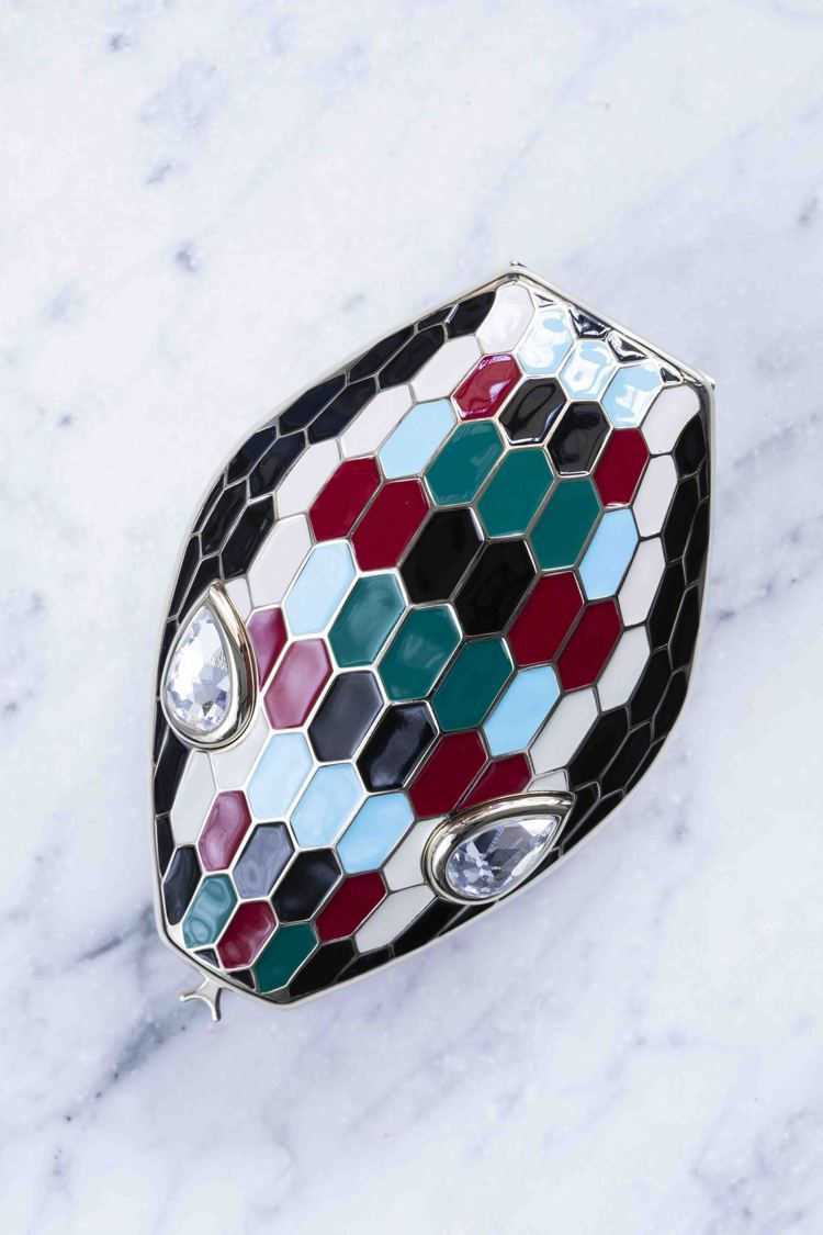 Mary Katrantzou X BVLGARI Serpenti Forev...