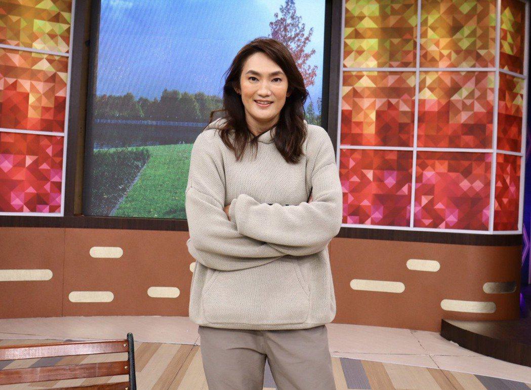 錢薇娟今上衛視「一袋女王」。圖/衛視提供