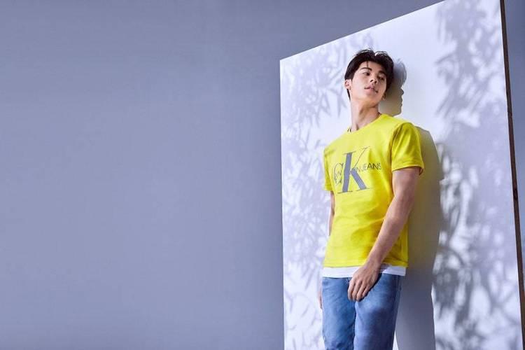 許光漢宣布終止與Calvin Klein Jeans的合作。圖/品牌提供