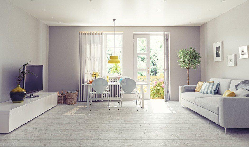 當家中維持一種整潔感,也會有種好好照顧過的「高貴感」。
