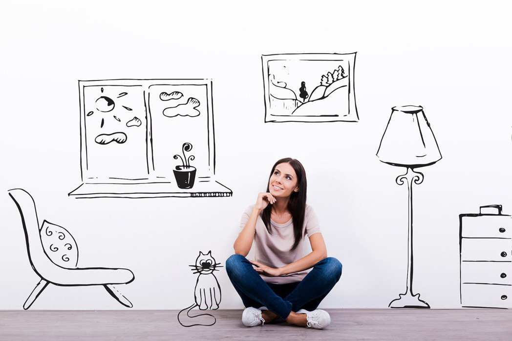 把錢花在經典不過時、耐用、品質精良的傢俱,不僅實用而且搬家時還可以帶著走。