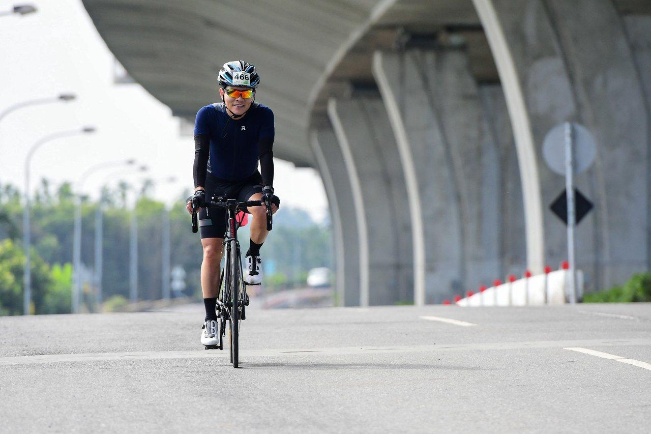 連接九如到長治的蘭花蕨鐵馬道,總長約53.8公里,形成「單車國道系統」。 圖/屏...