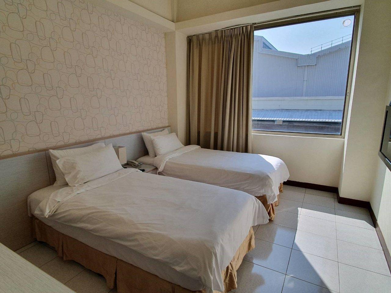 北投會館提供民眾雅潔舒適的住宿環境。 圖/楊正海 攝影