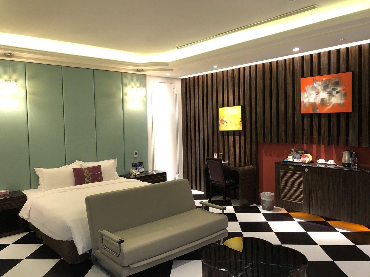 紀玉蓮旗下有11家汽車旅館,風格多樣化,要讓客人有新鮮感也放鬆身心。 圖/王慧瑛...