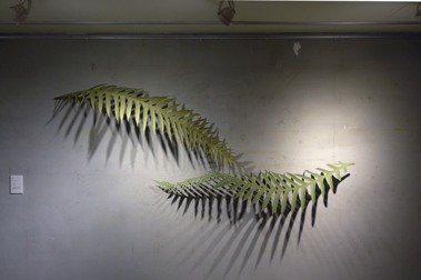 植物靈魂化紙重生:Wuba Yang「紙 蕨」個展於樹火紀念紙博物館登場