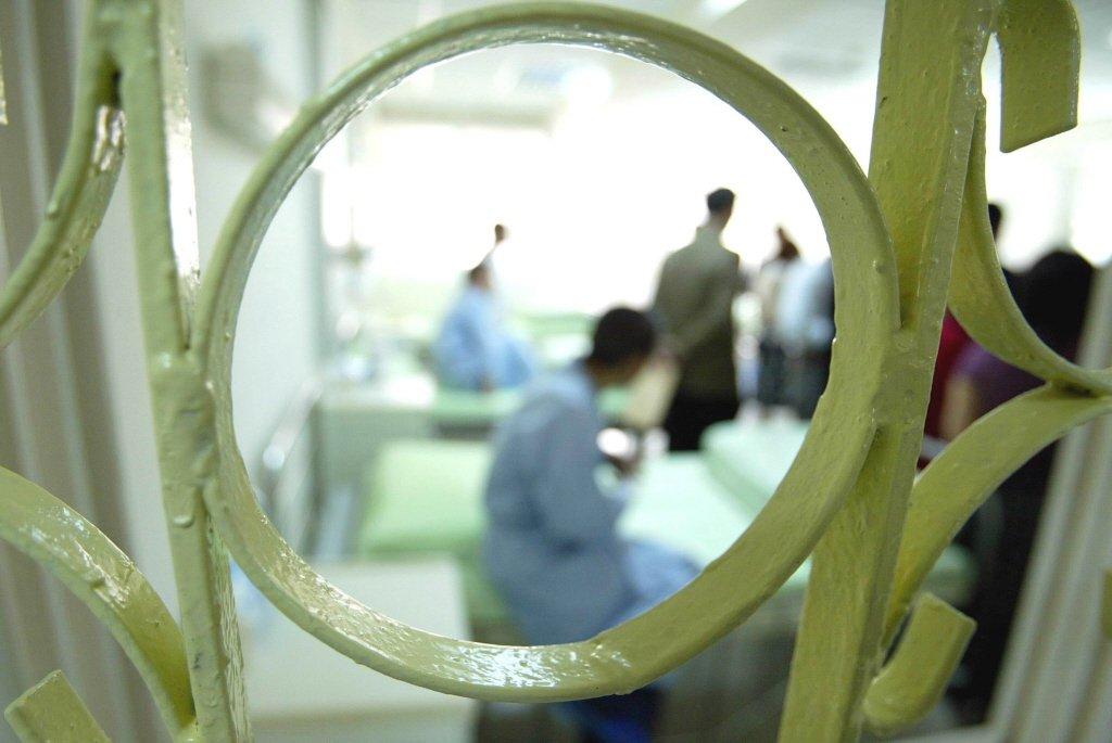 台中監獄附設培德醫院。示意圖,非本文當事人。 圖/聯合報系資料照