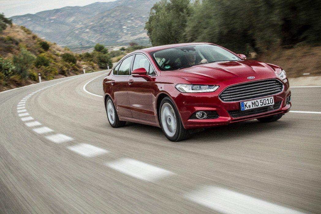 Ford Mondeo歐洲確定停產,且不會有後繼車。 摘自Ford
