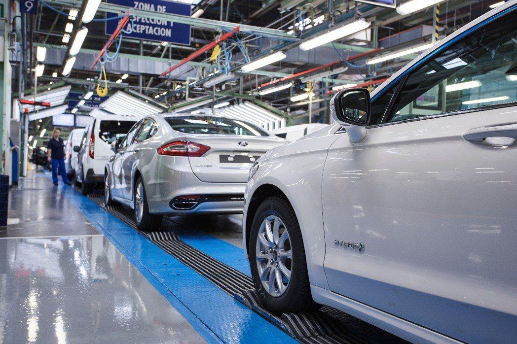 Ford Mondeo將於2022年停產歐規車型。 摘自Ford