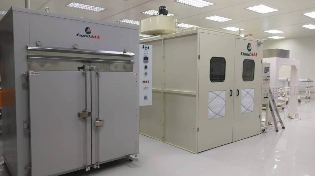 紘原工業採具環保意識的零件組裝,如日本知名品牌Asahi Sunac, Park...