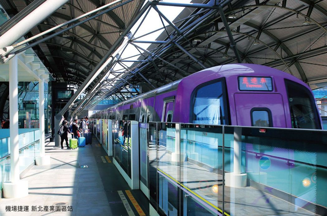 捷運A13站。 業者/提供