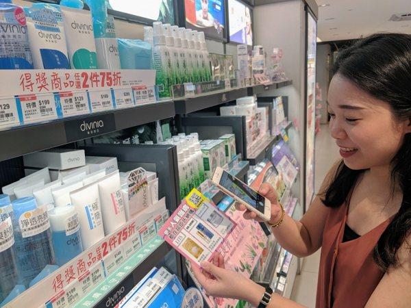 屈臣氏今年「門市掃碼購」服務增至550店,成功開發新品類的銷售潛能,像是寵物、母...
