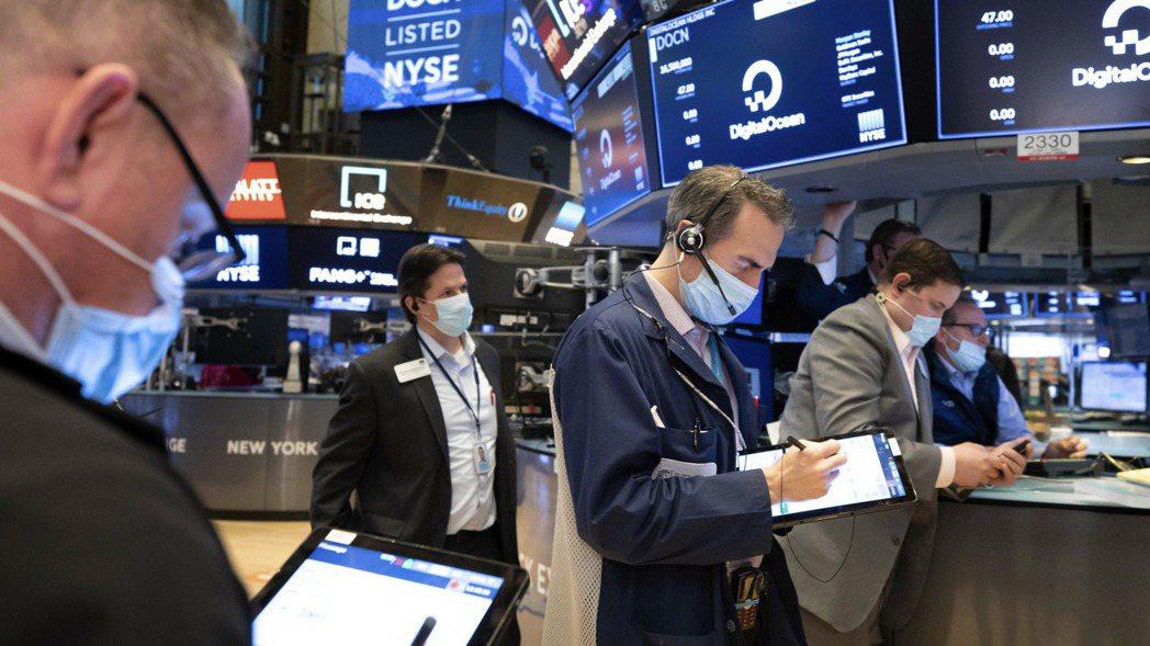 美股呈現盤整格局,投資人仍在等待有關利率走向的線索。美聯社