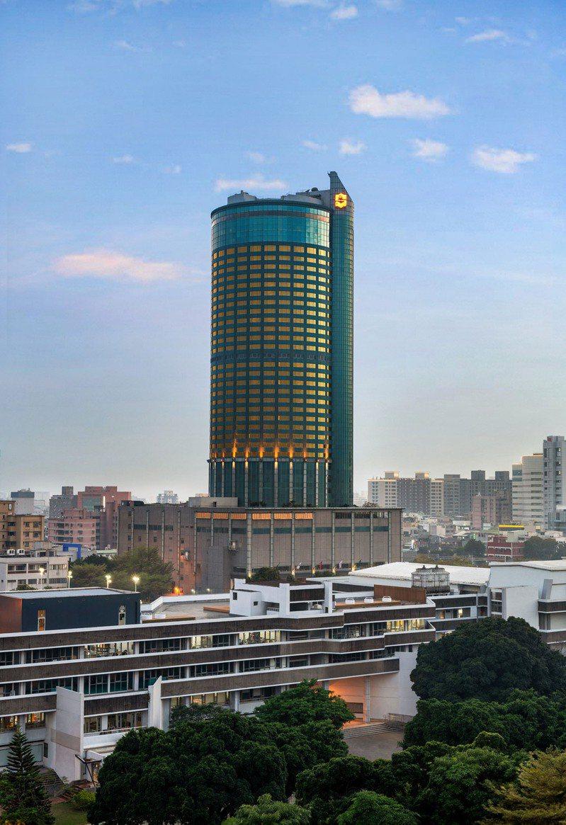 香格里拉台南遠東飯店。資料照片