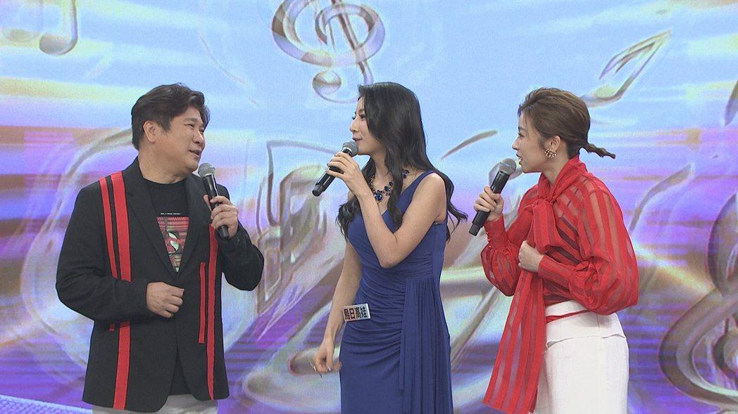 內蒙古歌手幫胡瓜取名。圖/民視提供