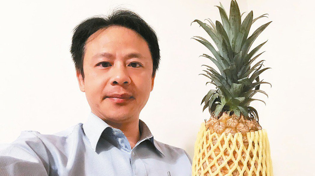 台南市容愛關懷服務協會社會創新社長甘士照。甘士照/提供