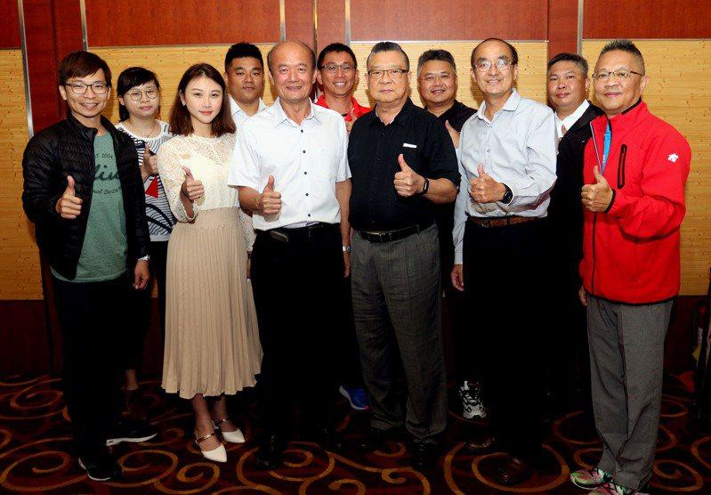 中華企業射箭聯賽三年開幕戰將於明天上午9時30分在奇美博物館舉行。圖/中華企業射箭聯盟提供