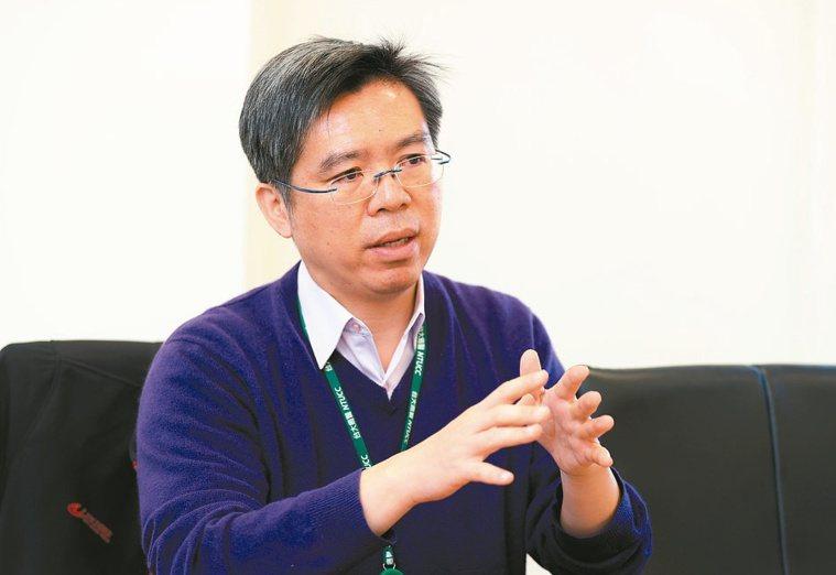 台灣大學台成細胞治療中心醫師張裕享。記者余承翰╱攝影