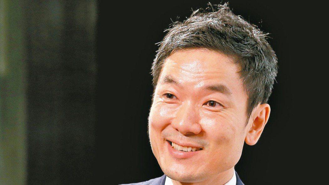 泰福新任董事長陳林正(本報系資料庫)