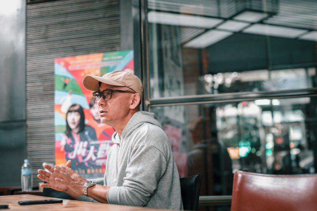 導演陳宏一近來改編莎士比亞《皆大歡喜》原著,推出台灣首部全女星擔綱演出的電影《揭...