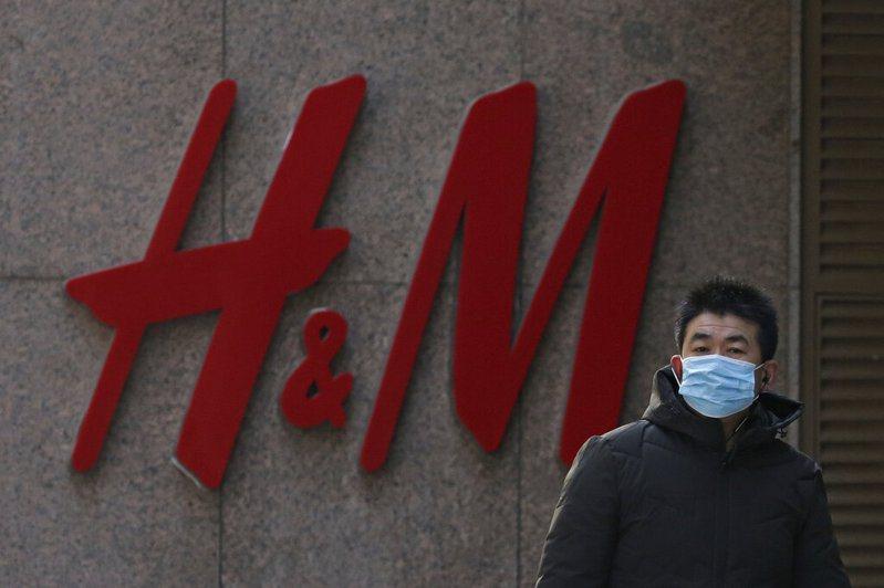 中共組織「共青團中央」3月24日突然在微博上嚴詞批評歐美服裝品牌H&M,並引發抵制潮。美聯社