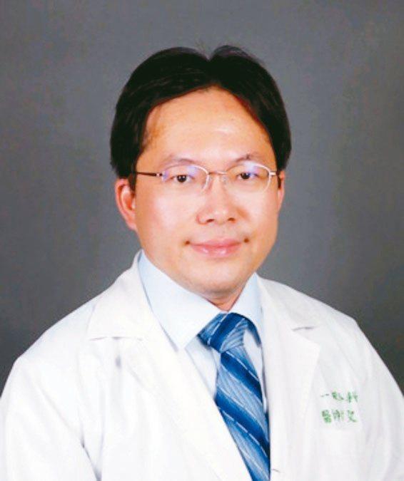 方文良台北榮總胃腫瘤醫學中心主治醫師 圖╱方文良提供