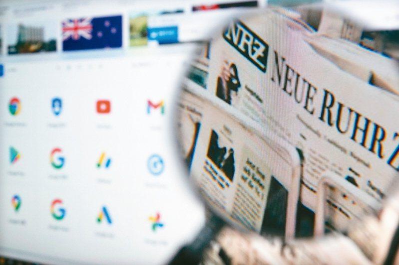 包括紐西蘭等多國都已陸續立法,要求谷歌等平台付費給傳統媒體。記者曾學仁/攝影