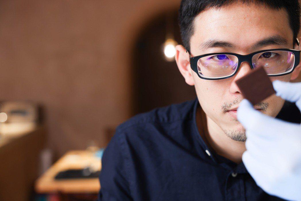 非餐飲本科出身的楊豐旭,認為自己的研究室背景,比較知道怎麼去「trial and...