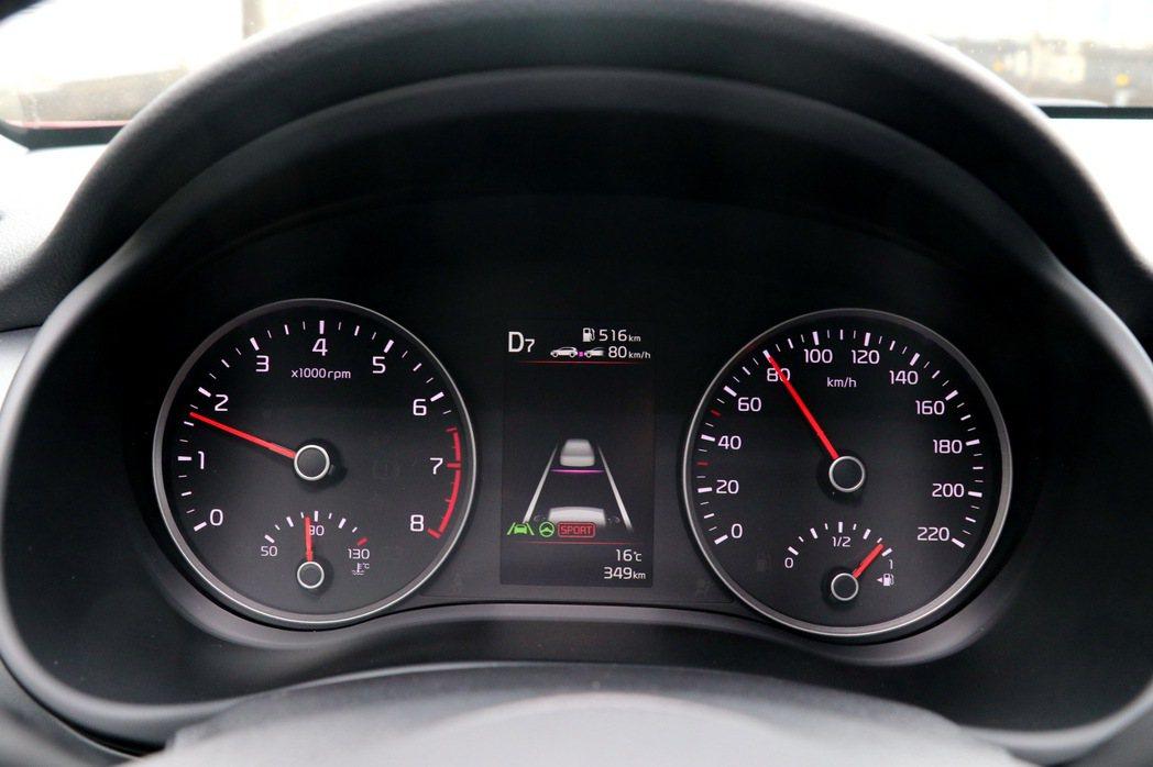 SCC智慧巡航控制系統、LFA進階型車道維持輔助系統(全速域),與LKA車道維持...
