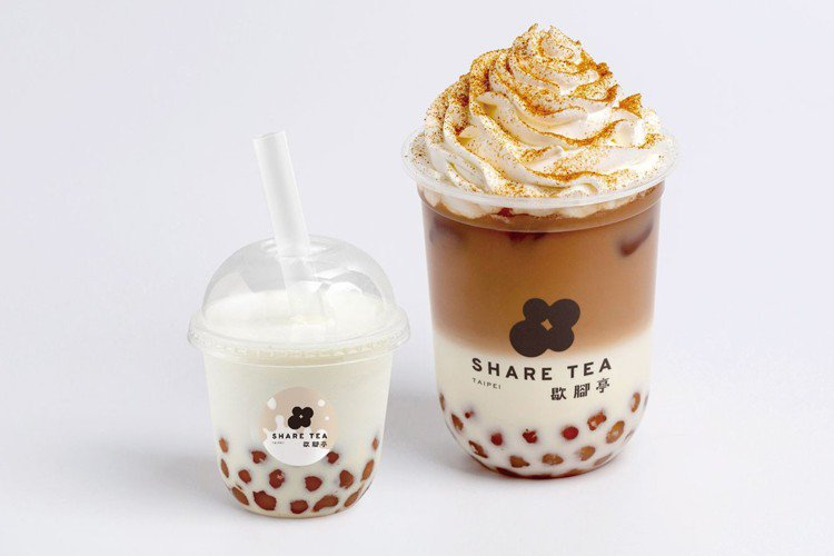 圖/SHARE TEA提供