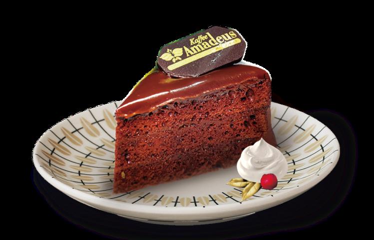 阿瑪迪斯甜點專賣店進駐台北101美食街,沙河蛋糕+咖啡組合價101元。圖/台北1...