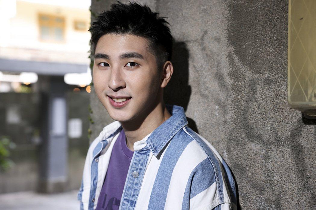 胡釋安出道3年在戲劇圈小有成績。記者王聰賢/攝影