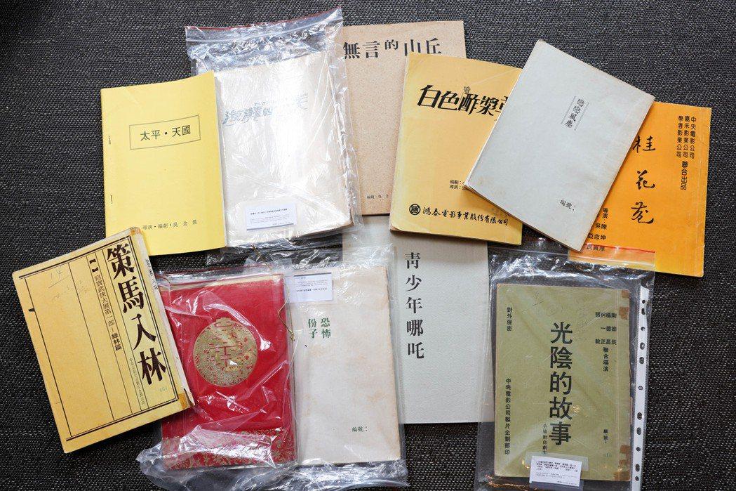 新電影浪潮是台灣電灣史上重要一頁。吳致碩/攝影