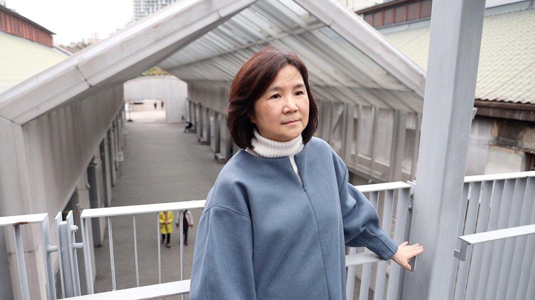 胡幼鳳曾與楊士琪共事,現為楊士琪紀念獎主委。吳致碩/攝影