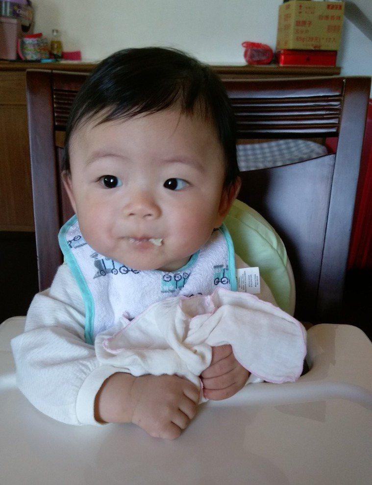 幼兒的口功能是從出生後即開始發展,大約到二歲才會發展完成(示意圖)。圖/博愛醫院...