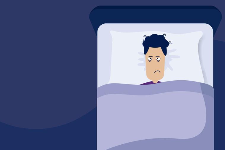 失眠有很多種,雖然聽起來很奇怪,但不是每個失眠患者都有睡眠不足的困擾。 圖/in...